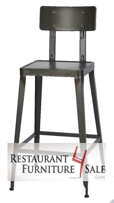 What Are Stool Sles Tested For This Strong 16 Steel Bar Stool With Back Has A