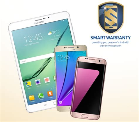 samsung phone warranty extend your samsung smartphone warranty by one year only