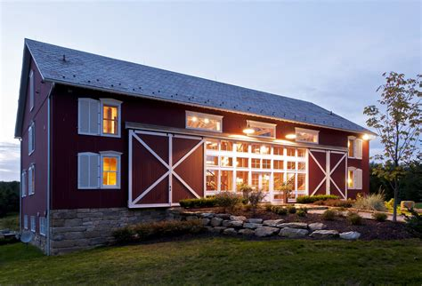 barn to house pole barn house designs the escape from popular modern