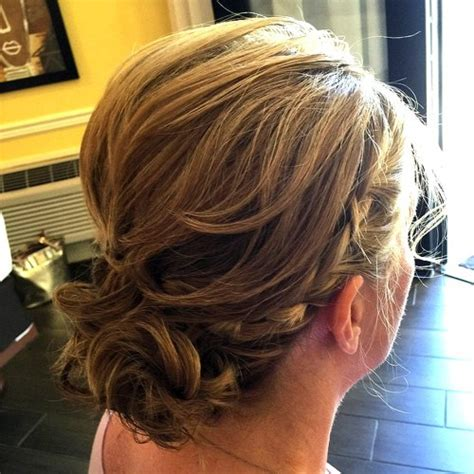 gorgeous mother   bride hairstyles long wedding hair