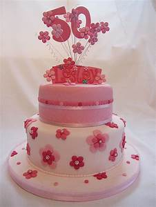 50th Birthday Cake Images - Happy Birthday Cake Images