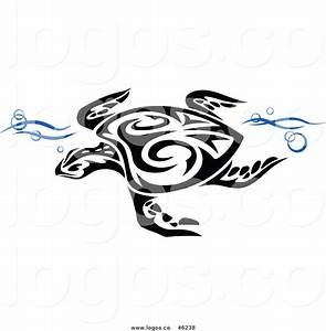 Wave clipart tribal - Pencil and in color wave clipart tribal