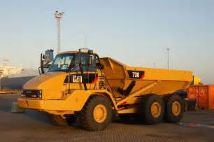 cat 730 construction excavation and demolition machines
