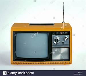 Television Sets 1960s Stock Photos  U0026 Television Sets 1960s