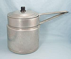 mirro double boiler    piece set  quart cookware  tipp eclectics
