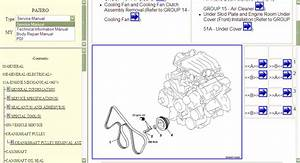 Mitsubishi Pajero Iv 2007 Service Manual Repair Manual Order  U0026 Download