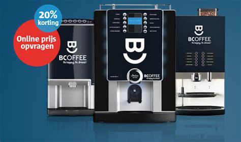 koffiemachines voor bonen koffiemachine voor kantoor of op werk 183 waterlogic