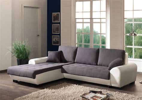 salon canapé d angle canapé d 39 angle contemporain convertible en tissu coloris
