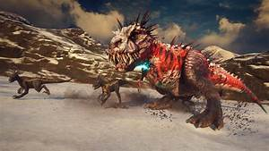 Second, Extinction, Intense, Dinosaur, Co