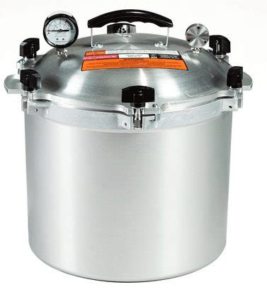 electric pressure cooker for canning all american 21 1 2 quart pressure cooker canner and water 8862