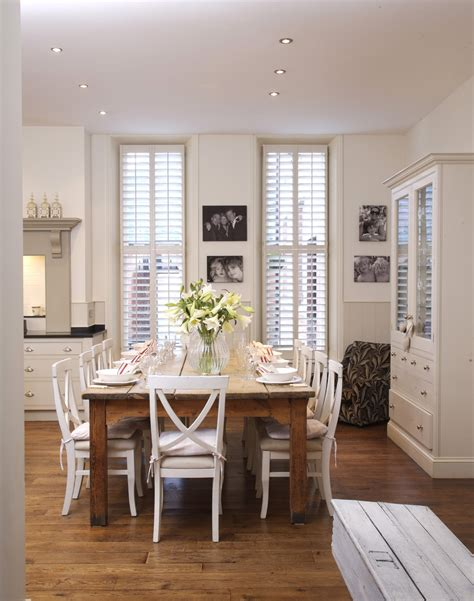 How To Design A Simple Dining Room With Country Style