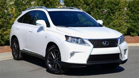 2014 Rx 350 Review by 2014 Lexus Rx 350 F Sport Review