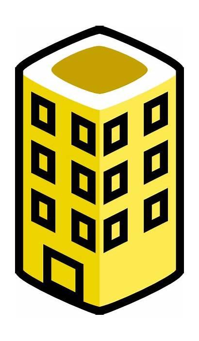 Apartment Clipart Building Clip Advertisement