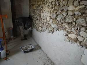 Enduit à La Chaux Sur Placo : on enduit les murs la chaux r nover soi m me une ~ Premium-room.com Idées de Décoration