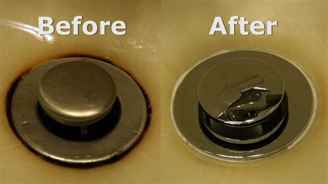Removing A Rust Stain From A Sink-youtube