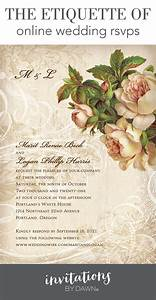 online wedding rsvps etiquette invitations by dawn With wedding invitation etiquette rsvp online