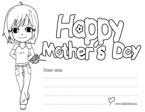 love  mom coloring pages hellokidscom