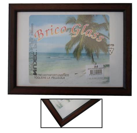 cornice arte povera cornice legno arte povera cm 40x60 bricoglass ebay