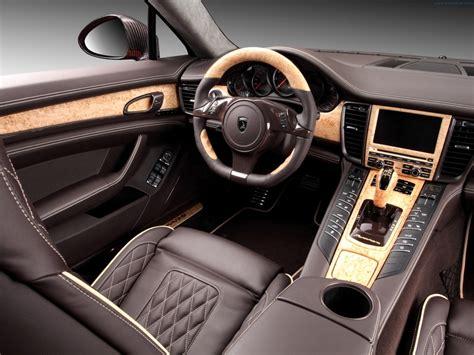 Custom Porsche Interior by Porsche Panamera Interior Wallpaper 1600x1200 22456