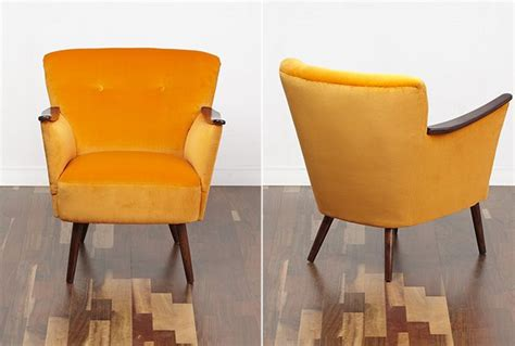 Cocktail Chair, 50s Inspired Chair, Replica Chair, Vintage