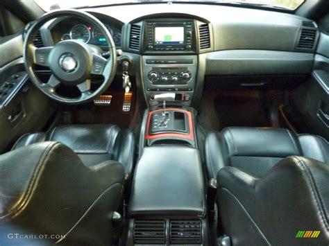 jeep grand cherokee custom interior 2006 custom matte black jeep grand cherokee srt8 58915565