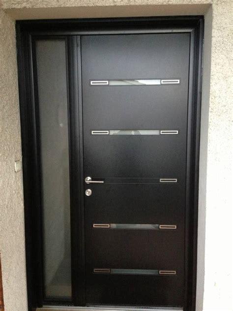 porte d entr 233 e aluminium contemporaine sur mesure 224 toulouse menuiseries doumenc