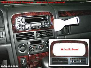 2004 Jeep Grand Cherokee Laredo  Instructions And A