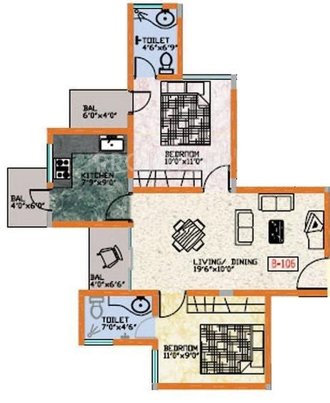 flats for sale in gottigere 820 sq ft 2 bhk 2t apartment for sale in nirman shelters