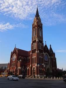 Two Texas Churches