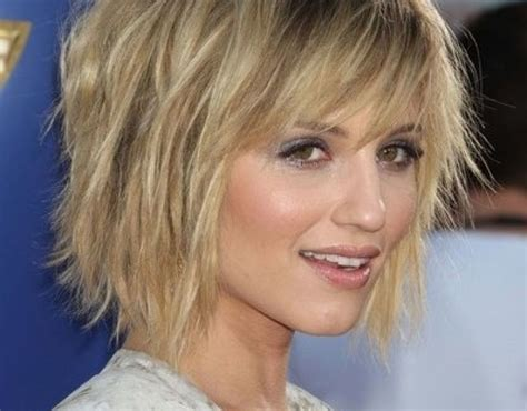 Shoulder Length Layered Hairstyles For Fine Hair