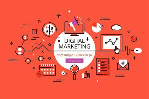 digital marketing digital marketing banners web elements creative
