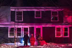 Saturday fire leaves Waterville family of five homeless