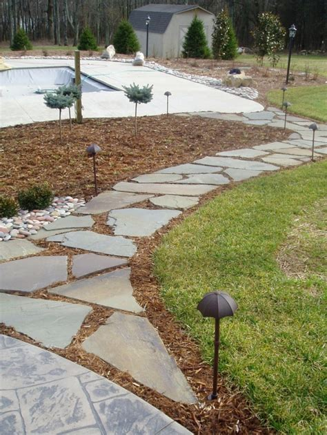 Ideen Für Gartenwege by Gartenwege Mit Natursteinen F 252 R Hobbyg 228 Rtner