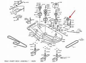 34 Dixon Ztr Drive Belt Diagram