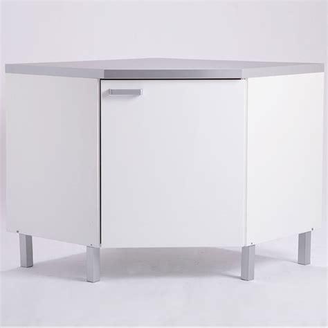 meuble bas d angle citiz blanc anniversaire 40 ans