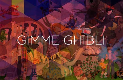 ghibli week freebie gimme ghibli wallpaper darling stewie