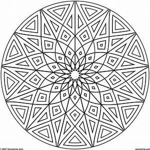geometric coloring pages to print - detailed coloring pages for adults printable coloring