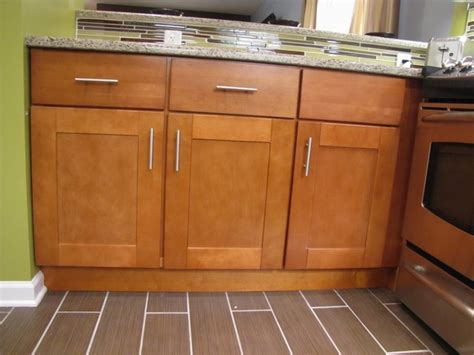 amish kitchen cabinets contemporary shaker style autumn shaker kitchen cabinets modern by rta cabinet store