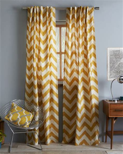 Yellow Window Coverings  Decor By Color