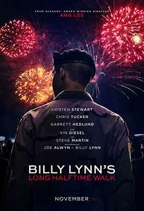 Billy Lynn's Long Halftime Walk (2016) | thedullwoodexperiment