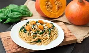 Pasta Mit Hokkaido Kürbis : spaghetti mit k rbis spinat walnuss recipes more ~ Buech-reservation.com Haus und Dekorationen