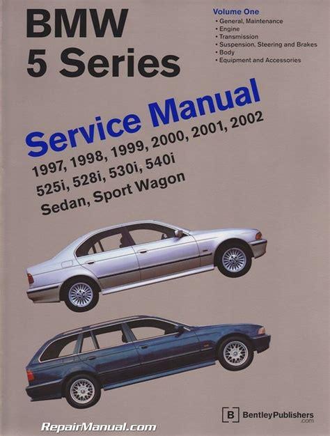 manual repair free 2004 bmw 5 series windshield wipe control 1997 2002 bmw 5 series e39 525i 528i 530i 540i sedan sport wagon service manual