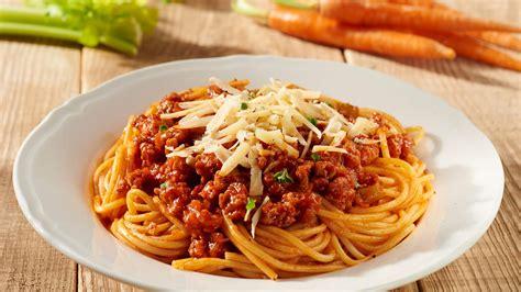 spaghetti bolognese hier gibts die rezepte knorr