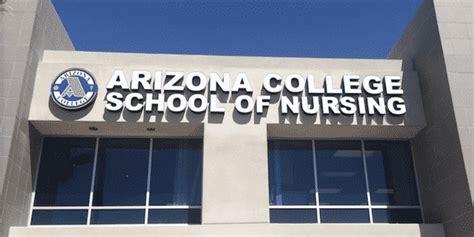 Bsn Nursing Programs In Arizona by Best Nursing Schools In Las Vegas In 2019 And On