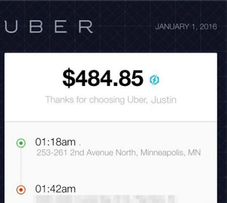 uber surge pricing unethical  mile   time