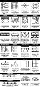 Patterns For Stenciled Concrete