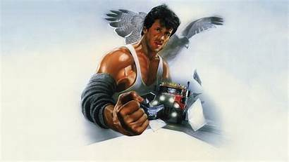 Fanart Movies Stallone Tv Sylvester 1987 Itcher