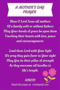 A Mother's Day Prayer - ChristiansTT