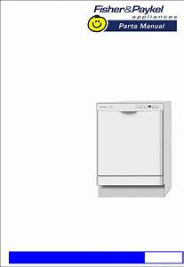 Fisher  U0026 Paykel Dishwasher 918td User Guide