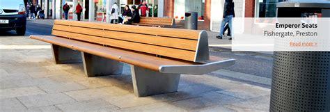 Goosefoot Street Furniture  Street Furniture, Seats